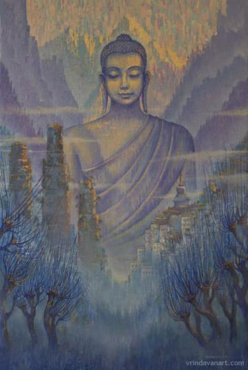 Buddha. Valley of Silence